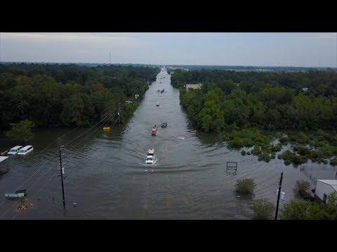 Houston Floods - Hurricane Harvey #TexasStrong