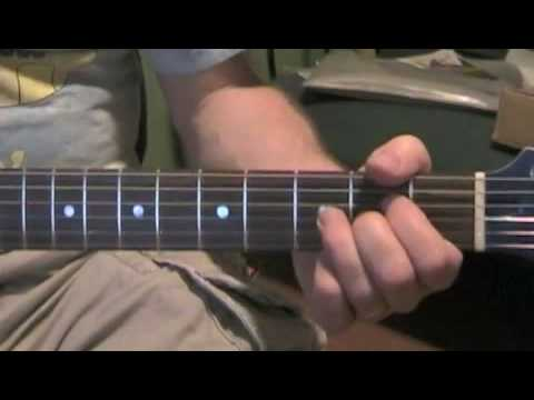 Words Of Love Beatles guitar lesson solo
