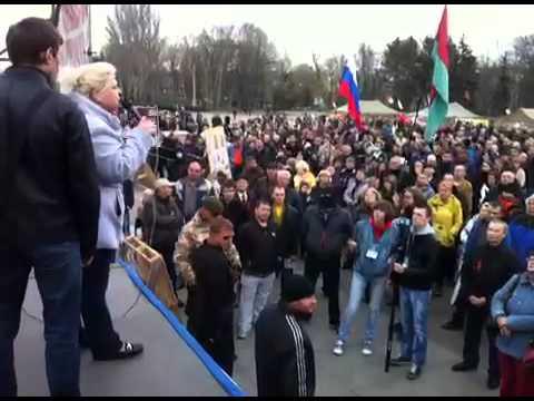 Митинг 2 Odessa. 07.04.14