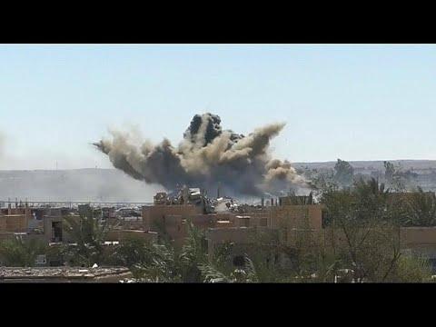 قوات سوريا الديمقراطية: سيطرنا على مواقع جديدة في آخر جيب للدولة الإسلامية…  - 22:53-2019 / 3 / 18