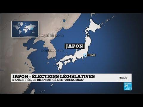 """Au Japon, l'impact social mitigé des """"Abenomics"""""""