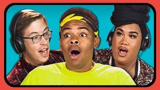 youtubers react to wtf did i just watch compilation 3