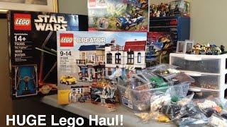 Huge Lego Haul #23 - May 4, 2015 - Lego Store, Amazon, BrickLink, Walmart, TF Bricks