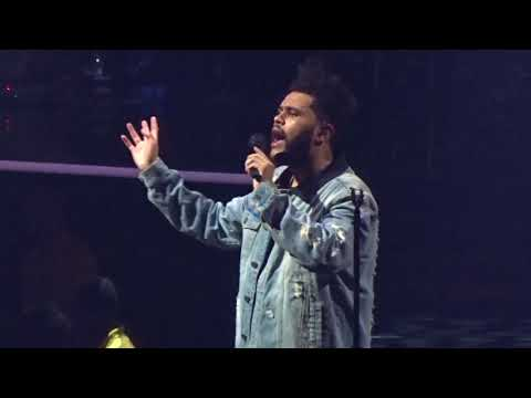 2017-10-24 - Earned It - The Weeknd in Concert - American Airlines Arena - Miami, Florida