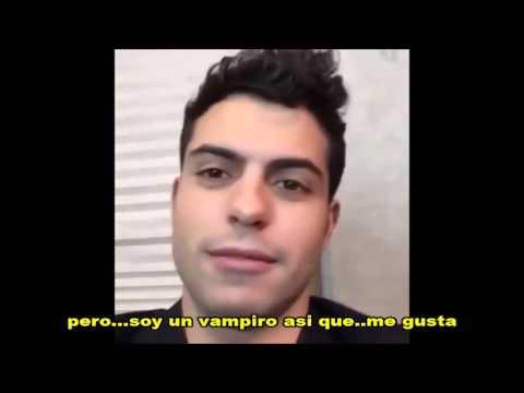 Shadowhunters David Castro live Q&ADavidTakeover sub.español