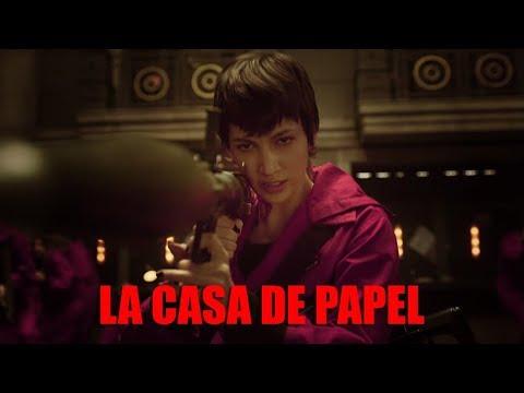 Vetusta Morla - La Deriva (Lyric Video) • La Casa De Papel   S3 Soundtrack