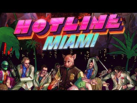 LIVE PC GAMER - HOTLINE MIAMI