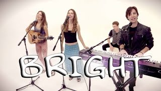 """Bright"" - Echosmith Cover - Matthew Jordan and Nina & Randa"