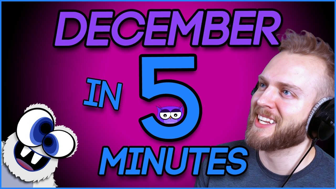Best of Bumbleworth in 5 Minutes ◄ December Edition ► Funny Moments 2015 - This was for #YouTubersOfTheMonth, however that month has now passed. We'll try again next month.