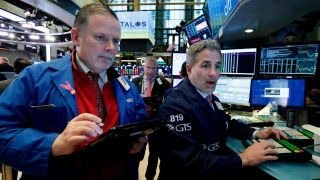 Market impact from trade war concerns