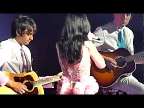 Katy Perry - Katy's Karaoke - #Winnipeg MTS Center 2011 Live