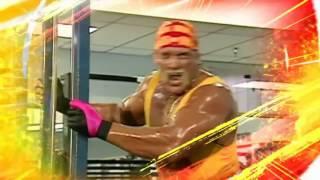 Клип Халк Хоган - Реал Америка\Music Video Hulk Hogan -Real America