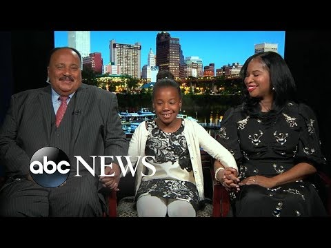 Martin Luther King Jr.'s granddaughter speaks out on 'GMA' 50 years after his death