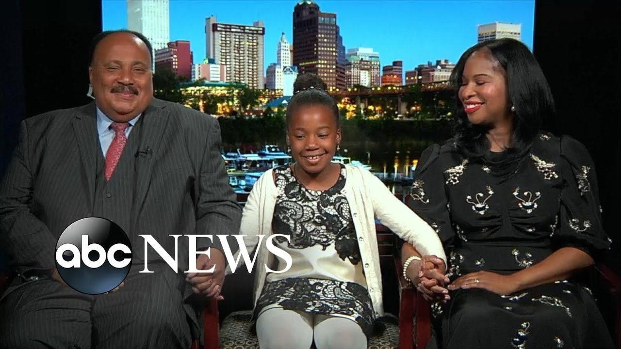 Martin Luther King Jr S Granddaughter Speaks Out On Gma 50 Years
