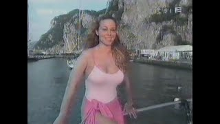Mariah Carey - Top of the Pops Video Message for Against All Odds
