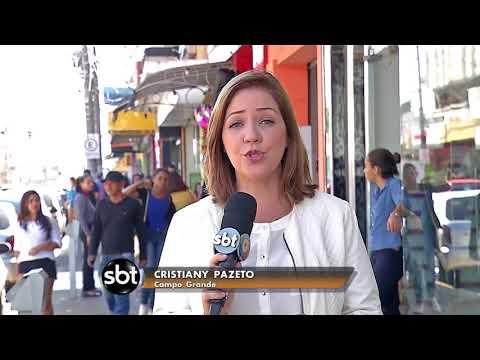 Com centro lotado, panfletagem encerra ações do Maio Amarelo na Capital