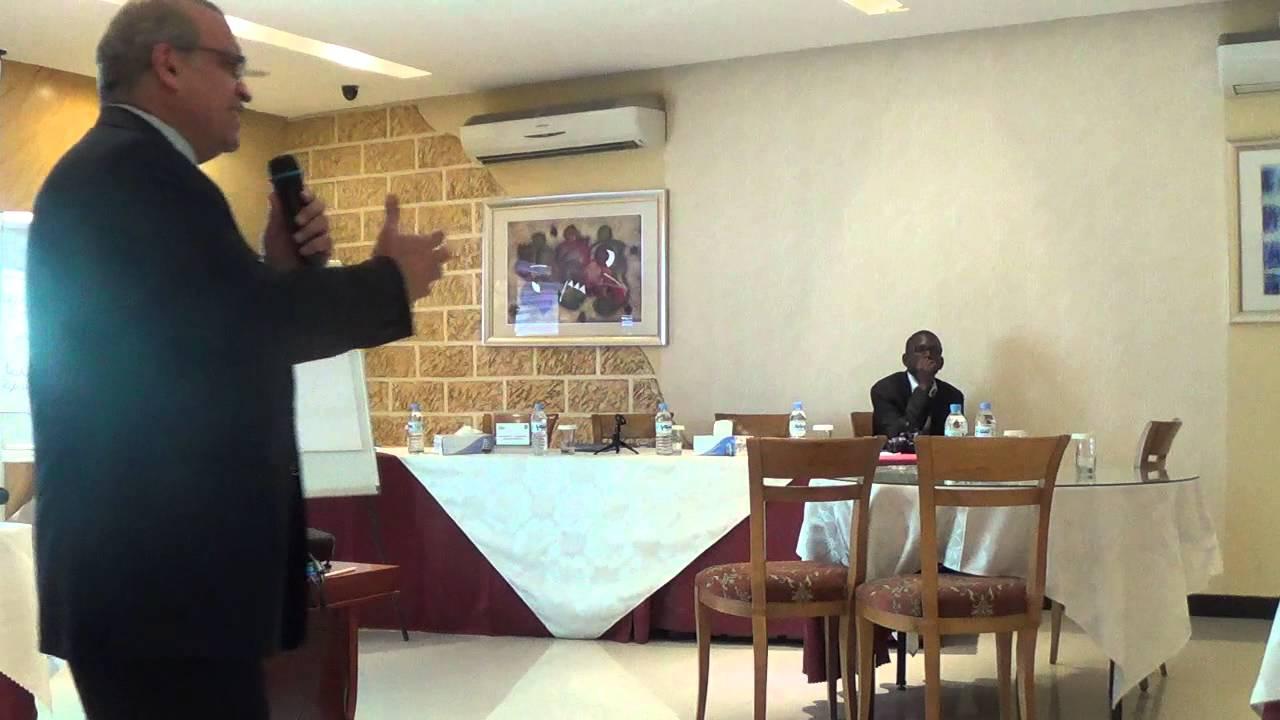 د.محمد بدير الجلب - بناء السمعة والتعامل مع الشائعات