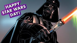 Star Wars Day Comic Book Reading List | Earth's Mightiest Show