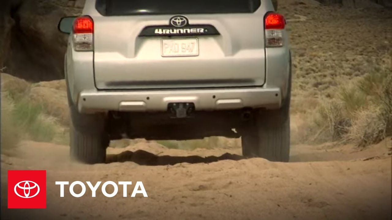 2010 4Runner How-To: KDSS (Kinetic Dynamic Suspension System) | Toyota