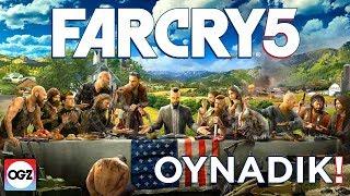 FAR CRY 5 E3 ÖZEL: 30 Dakikalık Oynanış Videosu