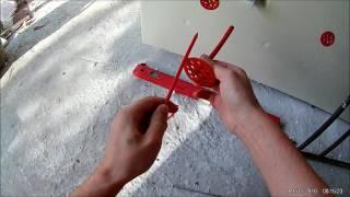 видео Фасадные монтажные дюбеля для теплоизоляции