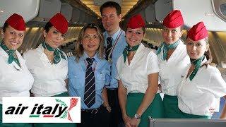 AIR ITALY B737-700, B757 & B767