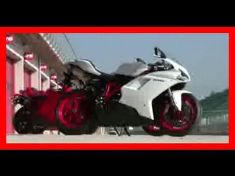 Ducati 848 EVO & 1198 SP Test Imola  von 1000ps.at