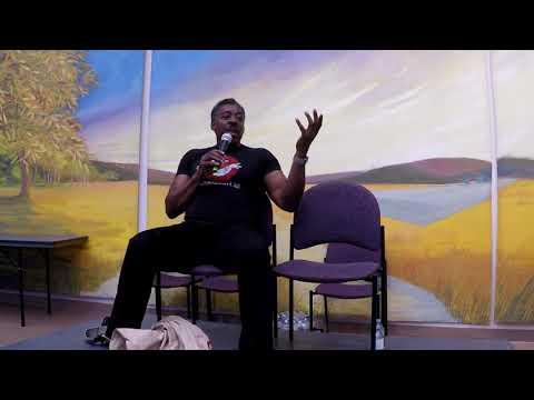 Ernie Hudson-Hamilton Comic Con Q and A