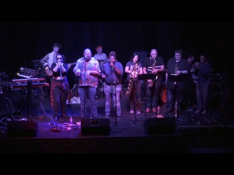 Funk Summit Base Team -LIVE- at The Miramar Theatre - Milwaukee, WI - 9/29/2018