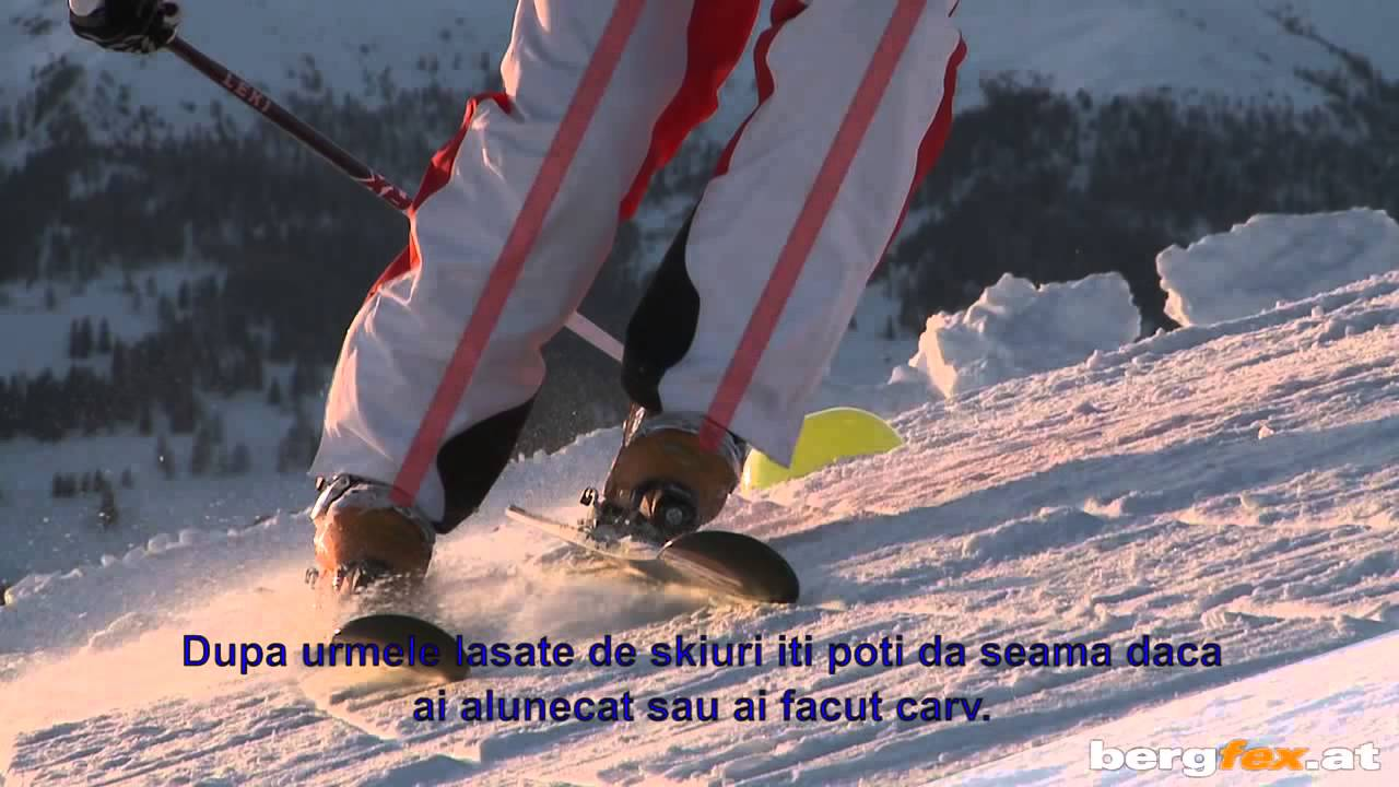Learning to ski carving skiing lesson bergfex com