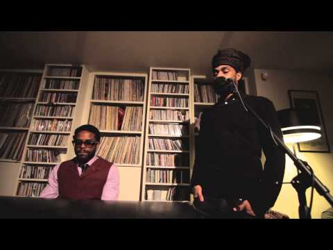 Bilal & Adrian Younge // I Really Don't Care // Brownswood Basement Session
