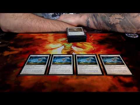 Magic: The Gathering Pauper Mono White Heroic Deck Tech