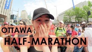 OTTAWA HALF-MARATHON | Jessica Moy