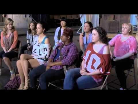 Pitch Perfect Clip Training Scene Unaired Scene Youtube