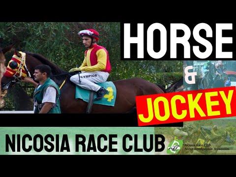 Horse & Jockey - Nicosia Race Club
