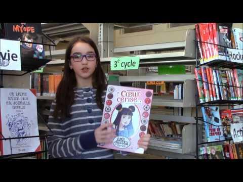 Book Tube Écolier -- Les Filles Au Chocolat (BD), Tome 4, Cœur Coco