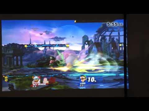 MemeTown S1478(King Dedede) vs Luigi (luigi) WR #3