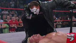 Jeff Jarrett vs Sting