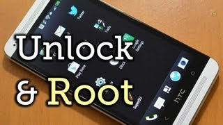 Unlock Bootloader, Root, & Install TWRP on the HTC One [How-To]