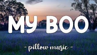 My Boo - Usher (Feat. Alicia Keys) (Lyrics) 🎵