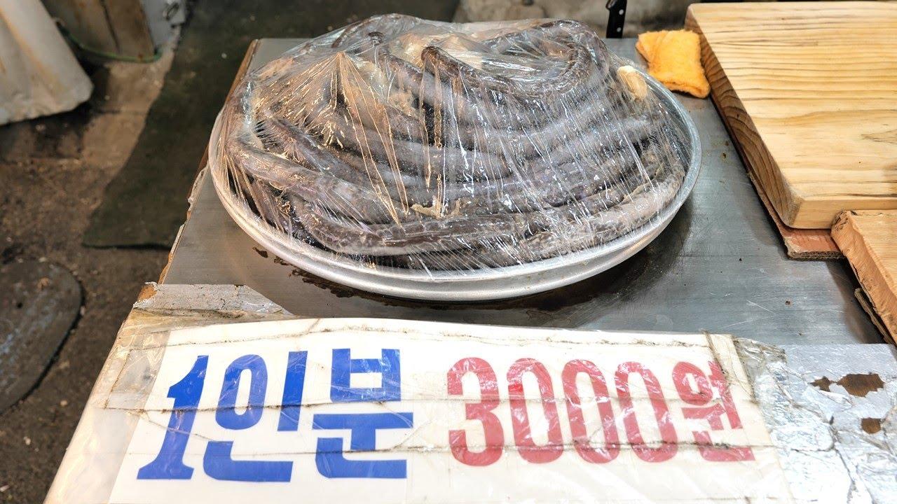 푸짐한 양에 놀라고 | 초스피드 포장 속도에 놀라는 | 순대포장 생활의달인 | Homemade Blood Sausage | Sundae | Korean Street Food