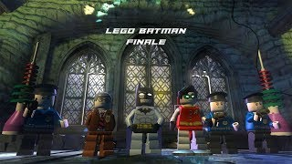 Lego Batman: The Videogame (FINALE) - TO THE TOP OF THE TOWER