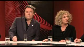 Christopher Hitchens - On Q and A