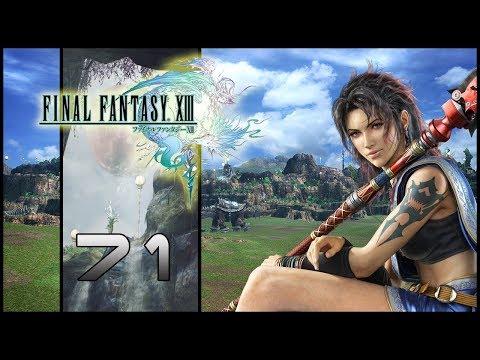 Guia Final Fantasy XIII (PS3) Parte 71 - El Ronin caido