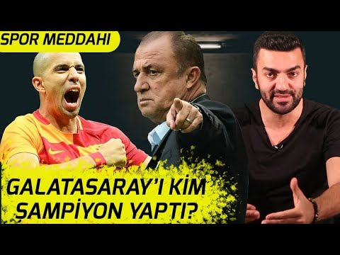 Mart, Nisan, Galatasaray: 8 de Kapandı, 18 de | Spor Meddahı