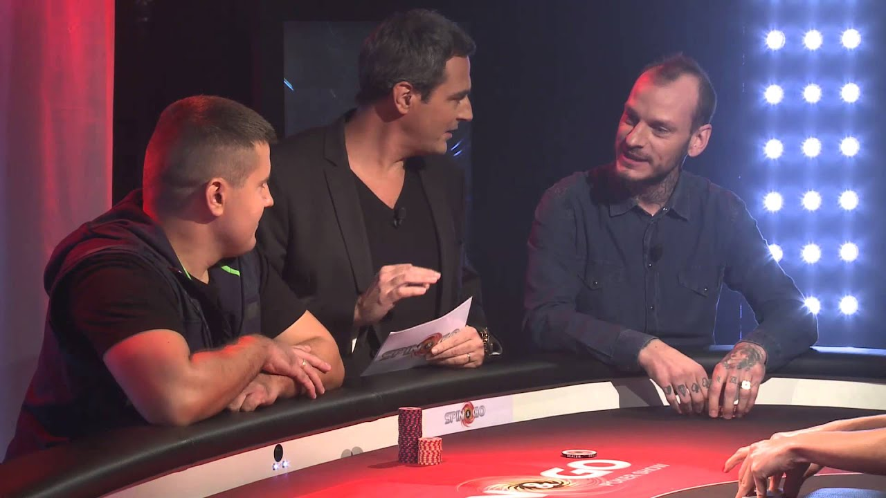 Spin.De Poker