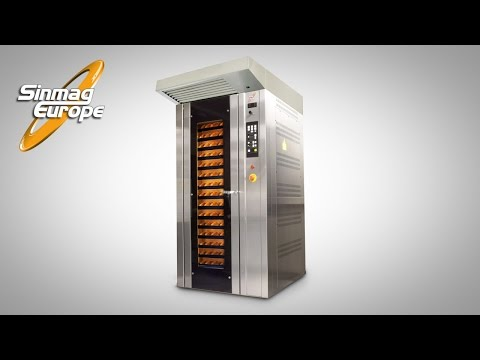 Fixed Rack | Rotary Oven | Bakery Machines And Equipment | RV-O1