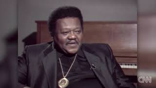 Antoine 'Fats' Domino Jr. dies at 89