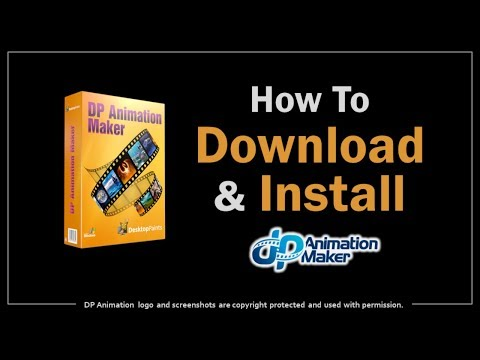 How to Download & Install DP Animation Maker