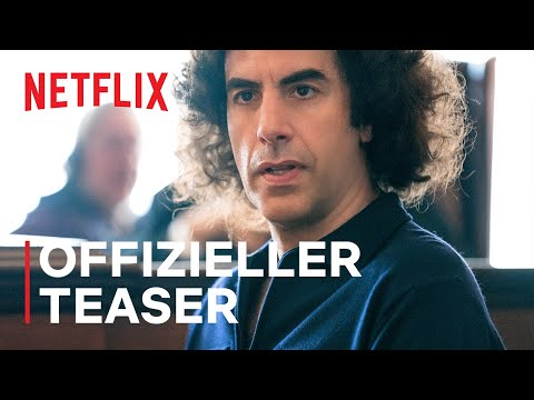 The Trial of the Chicago 7 | Offizieller Teaser-Trailer | Netflix Film